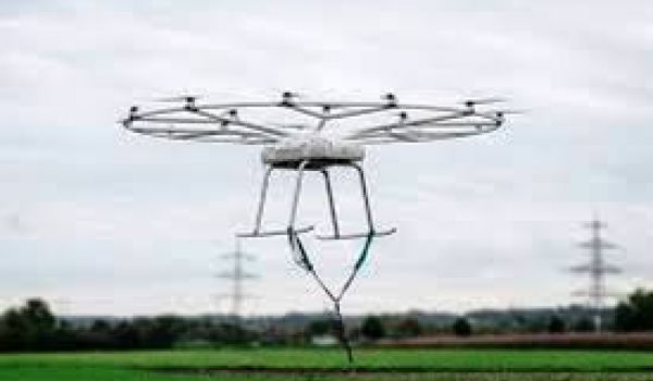VoloDrone, the Futuristic Drone for Agricultural Use