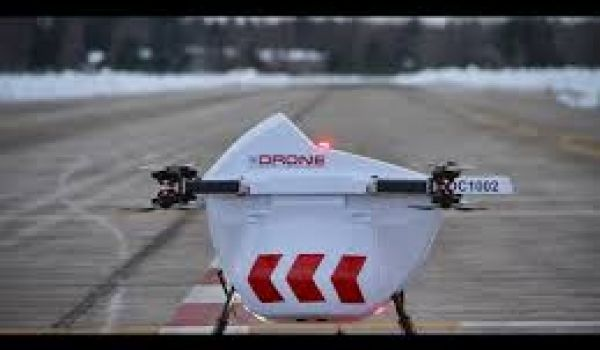 Drones get off the ground with idea of 'contactless deliveries' amid COVID-19
