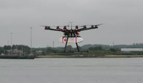 Coronavirus: medical drones could soon be helping to beat the crisis
