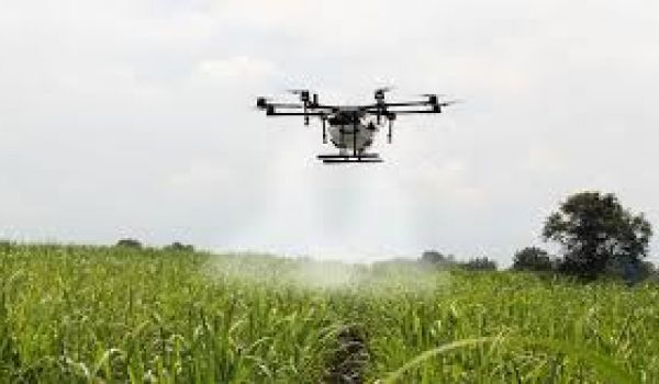 Ag drone company developing fully autonomous spraying and seeding drone