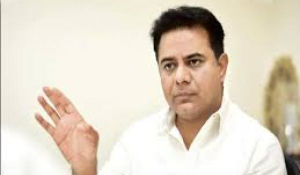 Bharat biotech efforts for vaccine against corona be successful: KTR