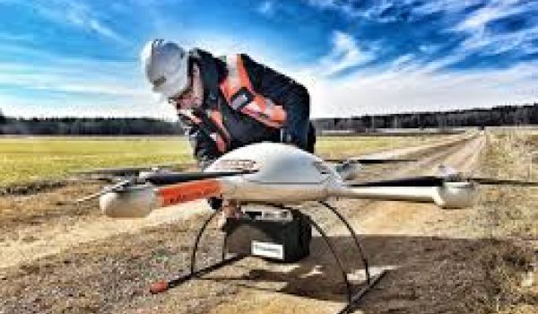Ideal Blasting Supply Blasts Off with Microdrones to Become a Distributor