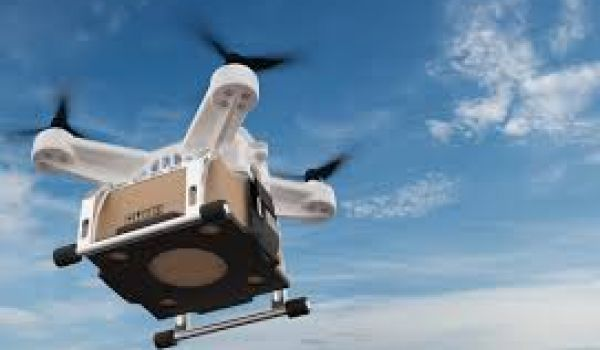 Drone deliveries no longer a thing of the future since coronavirus boom