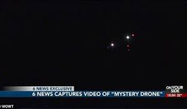 Mysterious Colorado drone swarms that plagued night skies for months were flying in formation ...