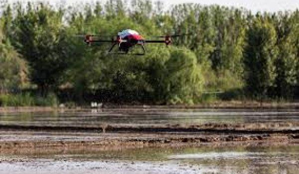 XAG Introduces Rice Seeding Drone