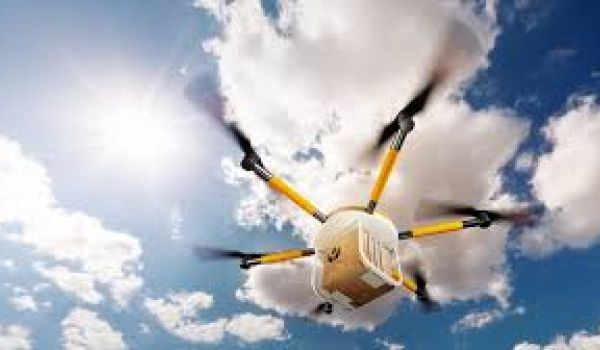 Cities should prepare for an increase in delivery drones