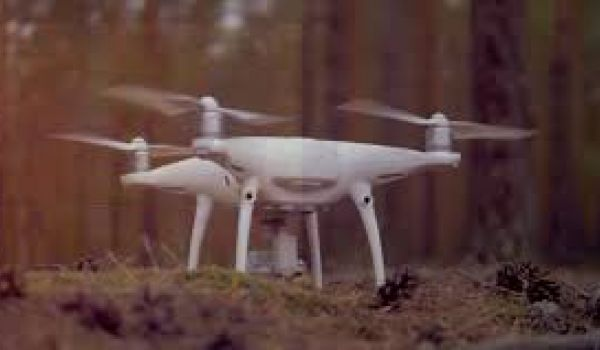 Drones and AI can detect landmines